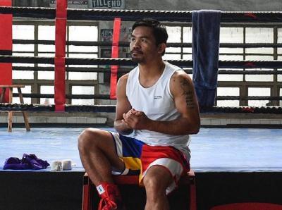 Respons Manny Pacquiao Lihat McGregor Dikalahkan Poirier di UFC 257