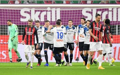 Atalanta Permalukan AC Milan 3-0 di San Siro
