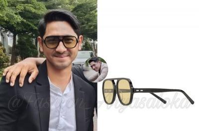 4 Koleksi Kacamata Arya Saloka, Paling Mahal Rp6,5 Juta!