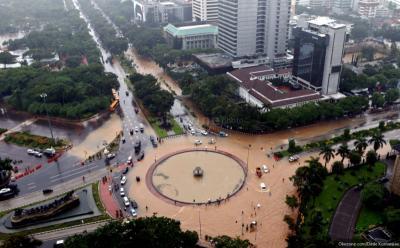 11 Banjir Besar di DKI Jakarta sejak 1918 hingga 2020