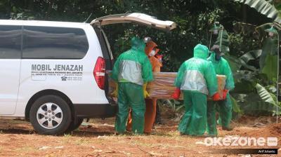 Lahan Pemakaman Baru di Srengseng Sawah untuk Jenazah Covid-19 Siap Digunakan