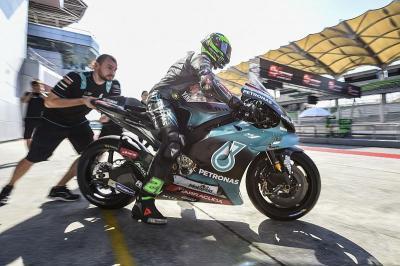 Morbidelli Tak Menyangka Motor Balapnya Lebih Cepat dari Milik Valentino Rossi