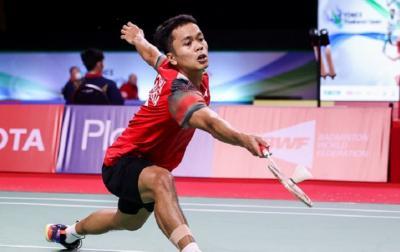 Thailand Open 2021, Pelatih Akui Sektor Tunggal Putra Tak Maksimal