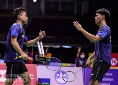 Ganda Putra Indonesia Gagal di Thailand Open, Herry IP: Masih Ada Harapan