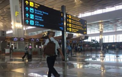 153 WN China Dikarantina Setiba di Bandara Soekarno-Hatta