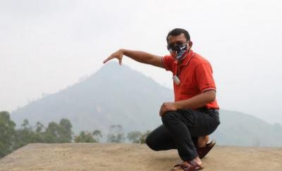 Garut Kembangkan Wisata Gunung Piramid, Gak Kalah dengan Dieng!