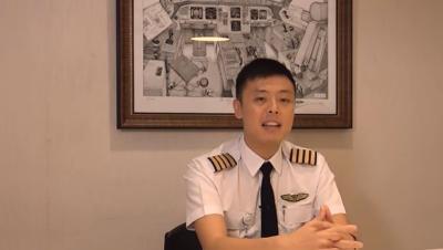Kapten Vincent Raditya Ungkap Kisah Nyata Hantu Menyeramkan di Pesawat