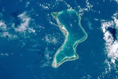 Fakta Menarik Kepulauan Chagos, Pulau Misterius Berbentuk Tapal Kuda