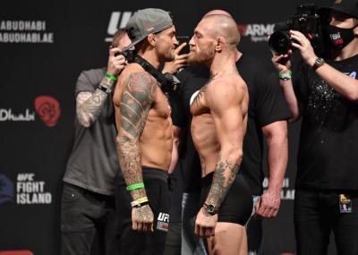 McGregor Akui Kekalahan, Ini Isi Percakapannya dengan Piorier Usai Berduel
