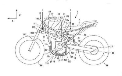 Mengenal Calon Motor Listrik Terbaru Honda, Terinspirasi CB125R