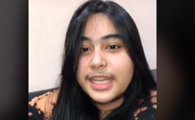 Viral! Gadis Muda Punya Kumis dan Jenggot, Netizen: Akibat Salah Oles Wakdoyok