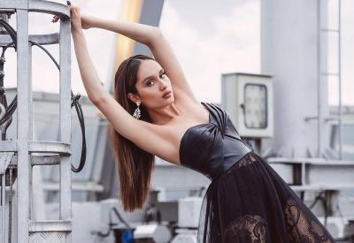 Pesona Cinta Laura Jadi Black Swan, Netizen: Cantik, Ngidam Apasih Dulu Maminya