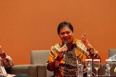 IHSG Tembus 6.000, Menko Airlangga: Kepercayaan Investor Mulai Tumbuh