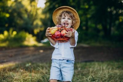 5 Makanan Sehat Supaya Anak Makin Pintar dan Berprestasi