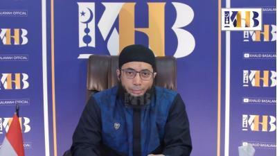 Ustaz Khalid Basalamah Ingatkan Hak Jasad untuk Istirahat