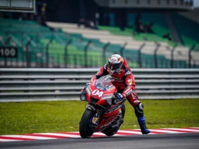 Dovizioso Tanggapi Rumor Kepindahan ke Repsol Honda