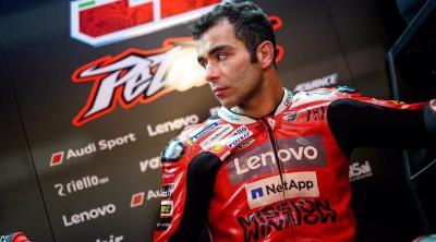 Danilo Petrucci Akui Beban sebagai Pembalap Pabrikan Sangat Besar