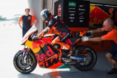 Red Bull KTM Siap Tampil Lebih Kompetitif di MotoGP 2021