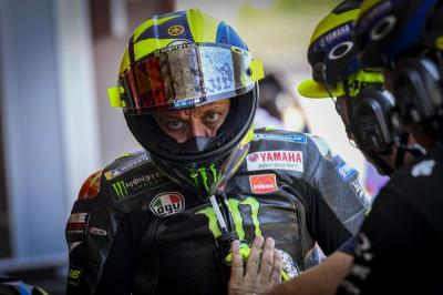 Valentino Rossi Ingatkan Yamaha agar Tidak Lupa Selesaikan PR