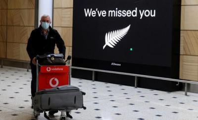 Deteksi Varian Baru Corona, Australia Tangguhkan Travel Bubble Selandia Baru