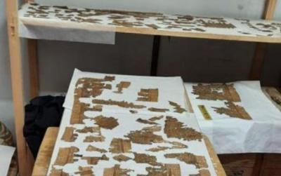 Arkeolog Temukan Makam Ratu Mesir Berusia 4.200 Tahun dan Mantra Kuno