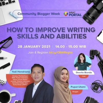 Gelar Webinar, Bukti MNC Portal Indonesia Mendukung Penuh Kemajuan Komunitas