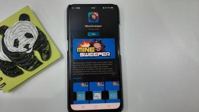 Penyapu Ranjau Game Legendaris Minesweeper Sekarang Hadir di RCTI+