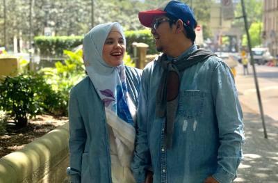 Aldilla Jelita Doakan Suami Segera Sehat, Indra Bekti Sakit Apa?