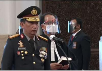 Jenderal Listyo Sigit Resmi Jadi Kapolri, PKS: Kita Tunggu Janji Hukum Berkeadilan