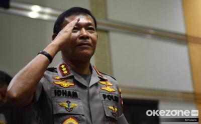 Idham Azis Pensiun, Panglima TNI: Terima Kasih Atas Pegabdiannya