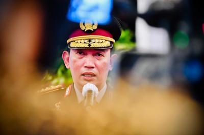 Listyo Sigit Prabowo: 'Pulang Kampung' ke Istana dengan Pangkat Jenderal
