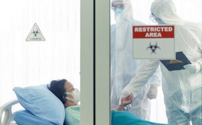Kasus Covid-19 Terus Melonjak, Rumah Sakit Diminta Konversi Tempat Tidur