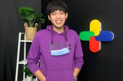 Main Scripsick di Vision+, Tommy Lim Throwback Masa Berjuang Lulus Kuliah