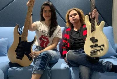 Mesranya Tissa Biani dan Dul Jaelani, Bikin Netizen Keki