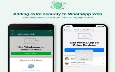 WhatsApp Tingkatkan Sistem Keamanan Antar Perangkat, Chat Pribadi Lebih Aman