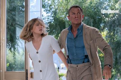 Jadwal Tayang Mundur, James Bond: No Time to Die akan Syuting Ulang