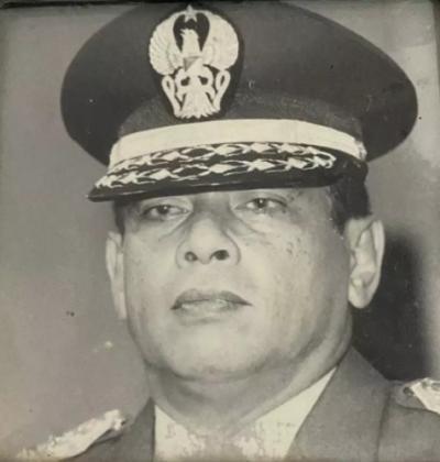 Jenazah Jenderal  Purn  Wismoyo Arismunandar Dibawa ke Solo Pukul 10.00 WIB