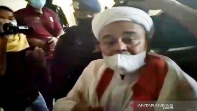 Kejagung Kembalikan Berkas Perkara Habib Rizieq ke Bareskrim