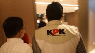 KPK Geledah Rumah Stafsus Edhy Prabowo