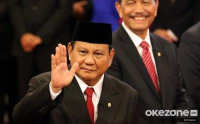 Kenang Almarhum Wismoyo, Prabowo: Beliau Guru Saya di TNI