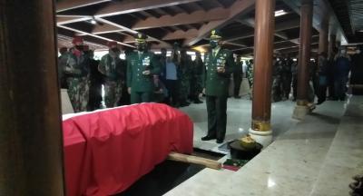 Sosok Mantan KSAD Wismoyo Arismunandar di Mata Anak Soeharto