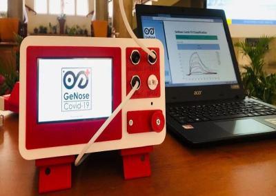 Satgas Covid-19: GeNose Tak Bisa Gantikan Swab PCR