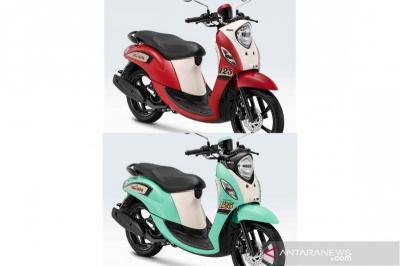 Yamaha Fino 125 Sporty Bersolek dengan 3 Varian Warna Baru