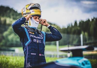 Sean Gelael Segel Runner-up di Seri Pembuka Asian Le Mans Series 2021