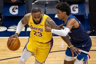 Hasil Pertandingan NBA 2020-2021 Hari Ini: Beda Nasib LA Lakers dengan Milwaukee Bucks