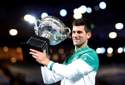 Juara Australia Open 2021, Djokovic: Terima Kasih Rod Laver Arena