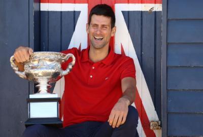 Update Ranking Tenis Dunia: Djokovic Nyaman di Puncak, Osaka Naik ke Posisi 2