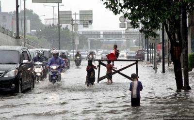 Motor Terendam Banjir, Cek 4 Bagian Ini Agar Mesin Tak Rusak