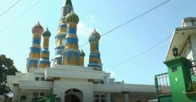 An Nurumi, Masjid Unik Bergaya Kremlin di Sleman