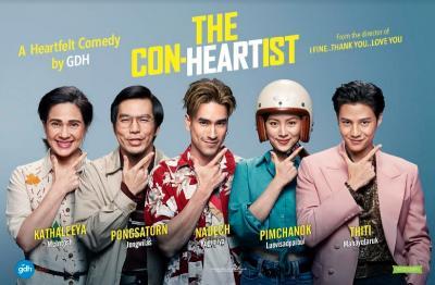 The Con-Heartist, Film Thailand Baru Baifern Tayang di Indonesia